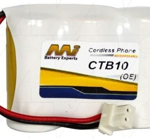 CTB10 - Cordless Phone Battery