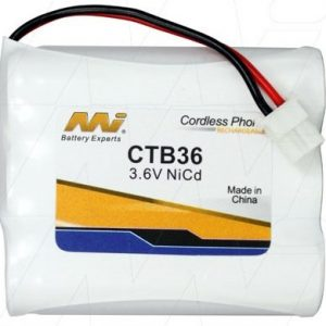 CTB36 - Cordless Phone Battery