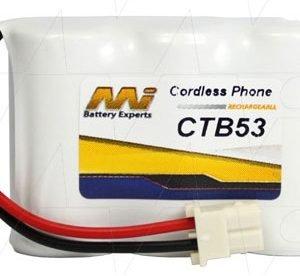 CTB53 - Cordless Phone Battery