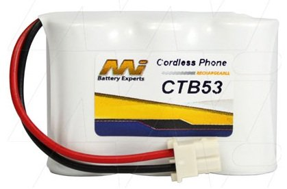 CTB53 - Cordless Phone Battery