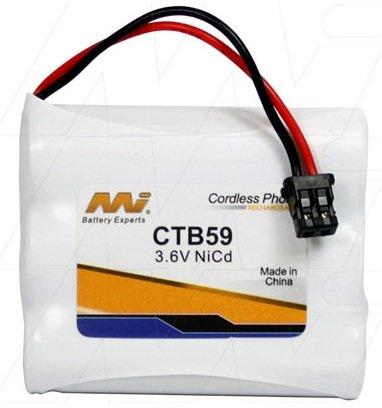 CTB59 - Cordless Phone Battery