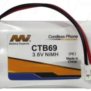 CTB69 - Cordless Phone Battery