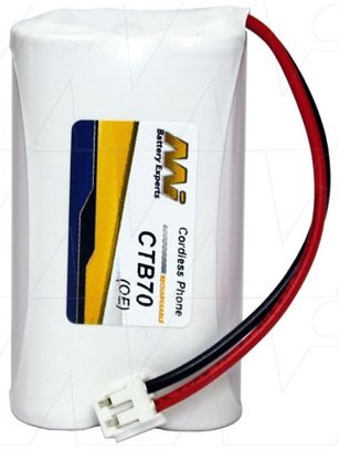 CTB70 - Cordless Phone Battery