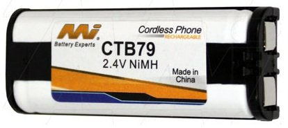 CTB79 - Cordless Phone Battery