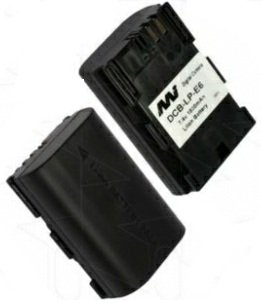 Digital Camera Battery - Canon - DCB-LP-E6