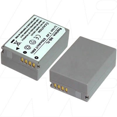 Digital Camera Battery - Canon - DCB-NB7L