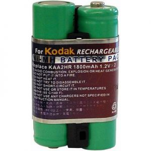 Digital Camera Battery - DCB-KAA2HR