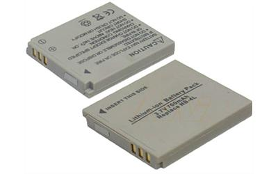 Digital Camera Battery - Canon - DCB-NB4L