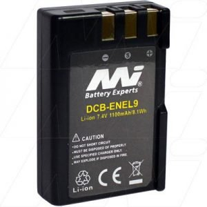 Digital Camera Battery - Nikon - DCB-ENEL9
