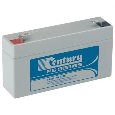 Century PS612 - Battery