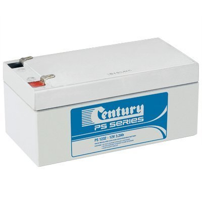 Century PS1232 – Battery