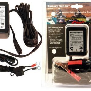 Battery Fighter BFJ006 - Battery Charger