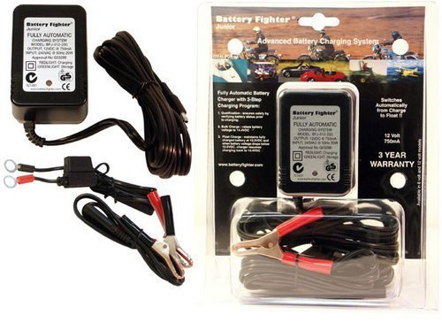 Battery Fighter BFJ012 - Battery Charger