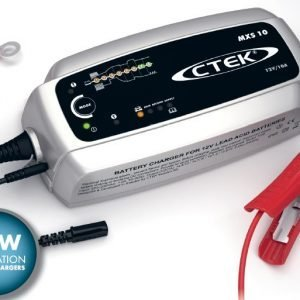 CTEK MXS 10 - Battery Charger