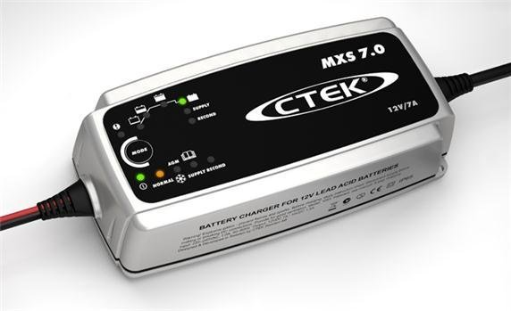 CTEK MXS 7.0 - Battery Charger