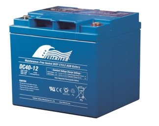DC40-12 – Fullriver AGM Deep Cycle Battery