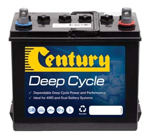 43T - Century Deep Cycle Battery