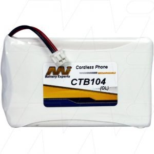 CTB104 - Cordless Phone Battery