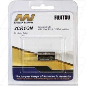 2CR1/3N-BP1 - Lithium Battery