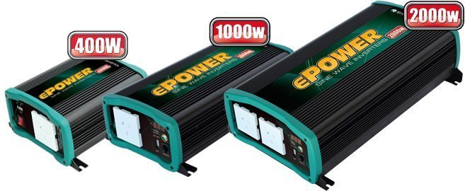 ePower 400w - Inverter