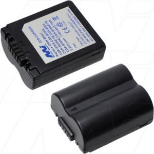 DIGITAL CAMERA BATTERY - PANASONIC - DCB-CGRS006
