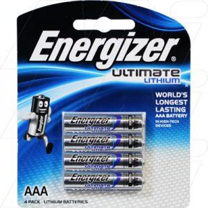 Energizer Ultimate Lithium AAA