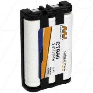 CTB90 - Cordless Phone Battery