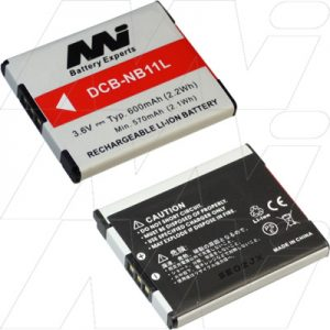Digital Camera Battery - DCB-NB11L