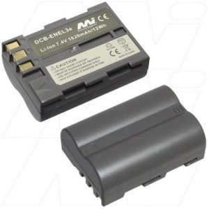 DIGITAL CAMERA BATTERY - NIKON - DCB-ENEL3e
