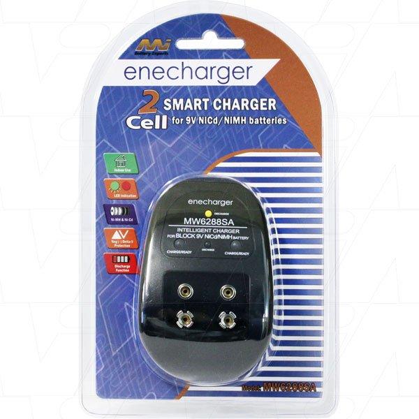 9 Volt Battery Charger Jbc006 01 Enecharger The
