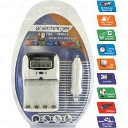 ENECHARGER NC41500USB - AA/AAA BATTERY CHARGER