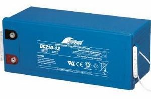 DC210-12 - Fullriver AGM Deep Cycle Battery