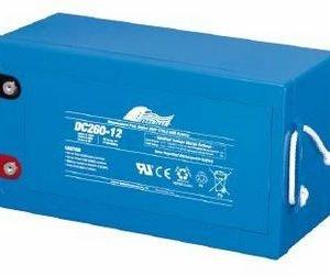 DC260-12 - Fullriver AGM Deep Cycle Battery