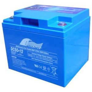 DC50-12B - Fullriver AGM Deep Cycle Battery