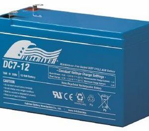 DC7-12 - Fullriver AGM Deep Cycle Battery