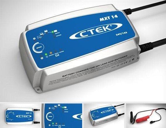 CTEK MXT 14 - Battery Charger 24V