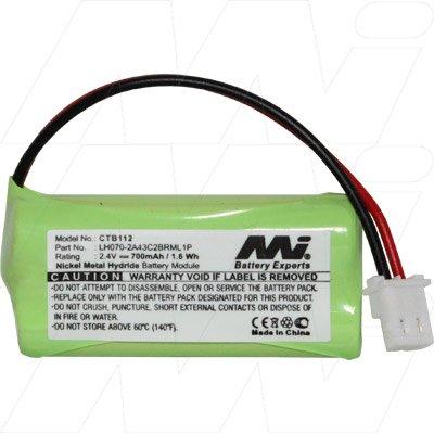 CTB112-BP1 – Cordless Phone Battery