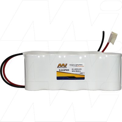 Emergency Lighting Battery - ELB-BP600