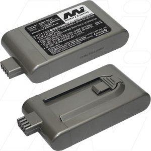 Cordless Vacuum Battery - BCDY-DC16