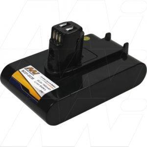 Cordless Vacuum Battery - BCDY-DC35