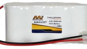 Emergency Lighting Battery - ELB-03-01077