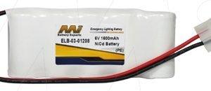 Emergency Lighting Battery - ELB-03-01208