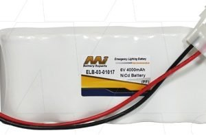 Emergency Lighting Battery - ELB-03-01017