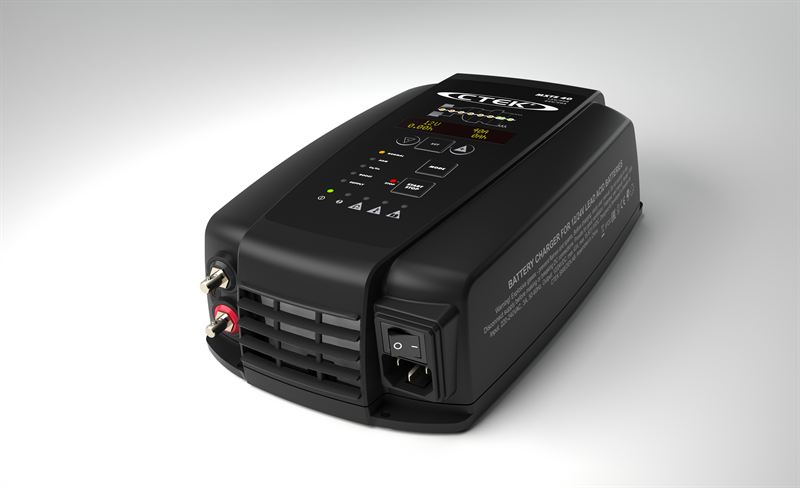 CTEK MXTS 40 – Battery Charger 12V/24V