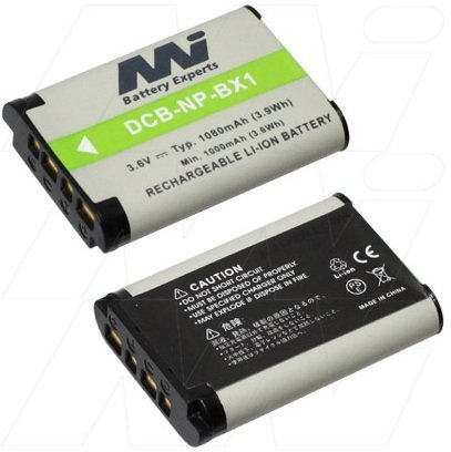 Digital Camera Battery - Sony - DCB-NP-BX1