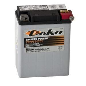 Deka ETX15L Power Sport
