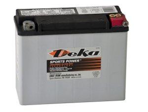 Deka ETX18L Power Sport