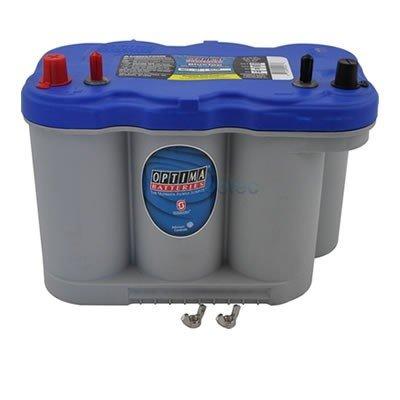 Optima Blue Top >> Optima Blue Top D27m Marine Battery