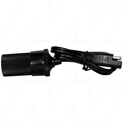 Battery fighter bfl 8 the battery base battery fighter bfl 8 lead female cigarette lighter socket sciox Image collections
