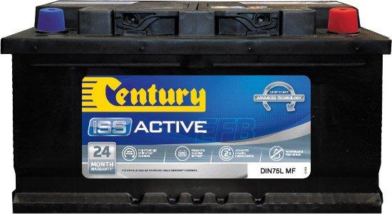 Century DIN75LMF EFB